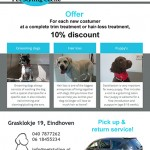 discount pet styling grooming shop eindhoven veldhoven