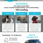 pet styling korting trimmen honden veldhoven eindhoven